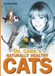 Cat Books: Naturally Healthy Cats Book by Carol Osborne DVM
