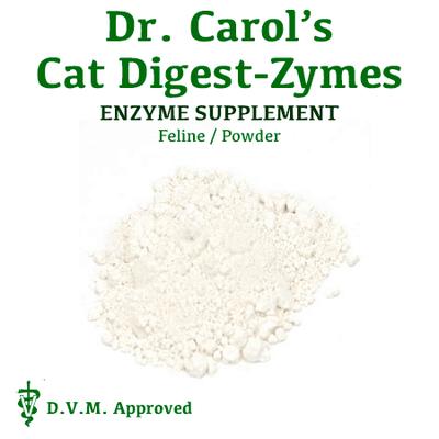 Dr. Carol's Cat Digest-Zymes