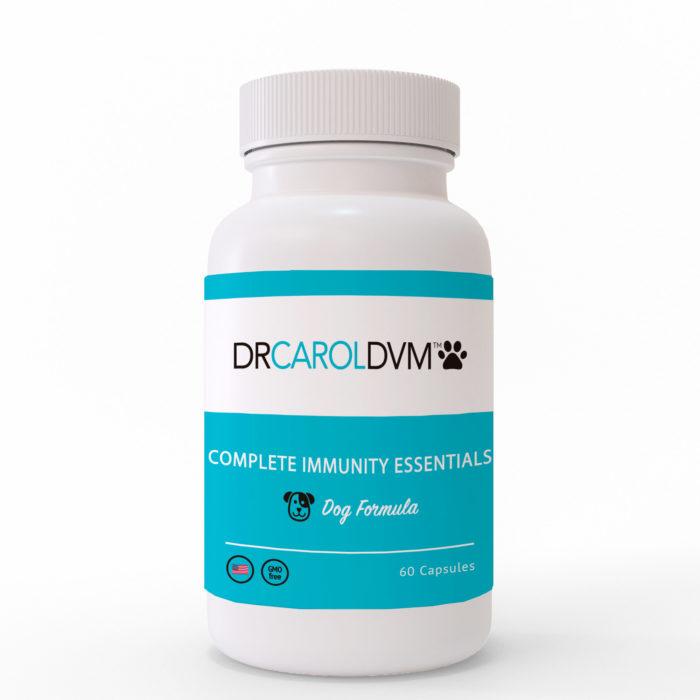 Dr. Carol's Complete Dog Immunity Essentials Supplement