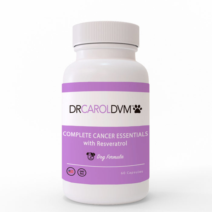 Dr. Carol's Complete Cancer Essentials Supplement