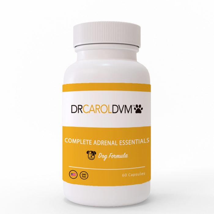 Dr. Carol's Complete Dog Adrenal Essentials Supplement