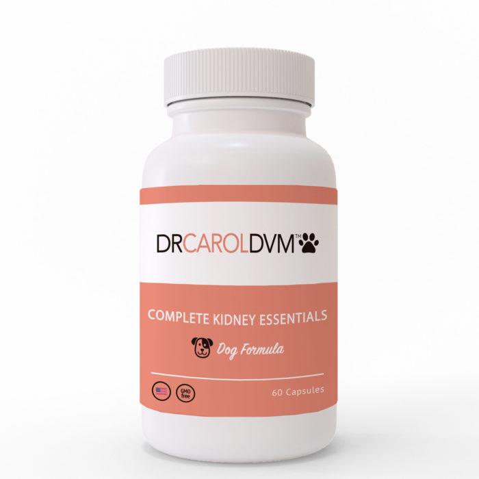 Dr. Carol's Complete Dog Kidney Essentials Supplement