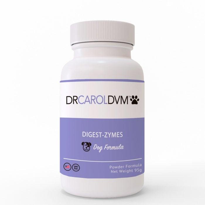 Dr. Carol's Dog Digest-Zymes